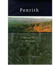 Penrith - A Historical Record in Photographs Book cover